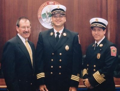 Officer Promotion June 2004