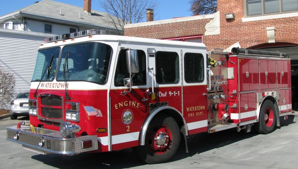 Engine Four - 2008 Emergency One 1,250 Gallons Per Minute Pumper Reserve